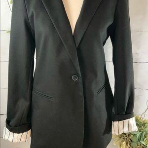 Gap black dress jacket/blazer size 6
